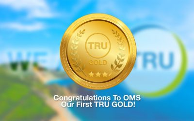 Congrats To OMS Group For Reaching TRU GOLD!
