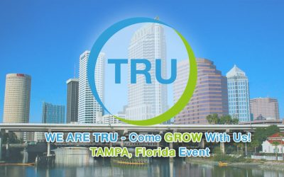 WE ARE TRU – GROW WITH US REUNION Event – Tampa, Florida