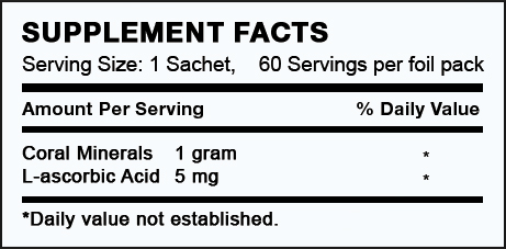 TRUpHACTOR Supplement Facts